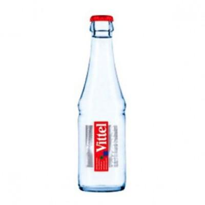 Вода Vittel 0,25 л б/г ст.