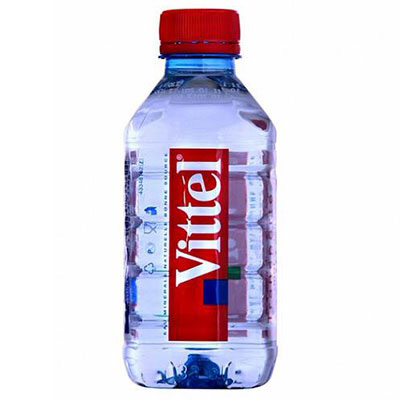 Вода Vittel 0,25 л б/г пэт