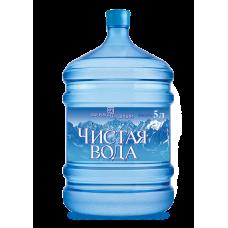 """Вода """"Чистая вода"""""""