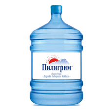 "Вода ""Пилигрим"""